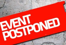 Stand-up postponed, improv still on